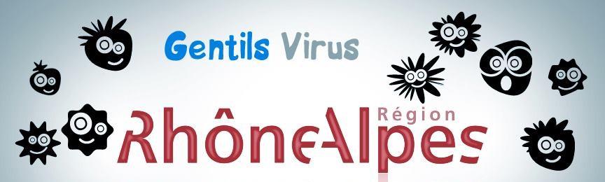 Gentils virus – Rhône-Alpes